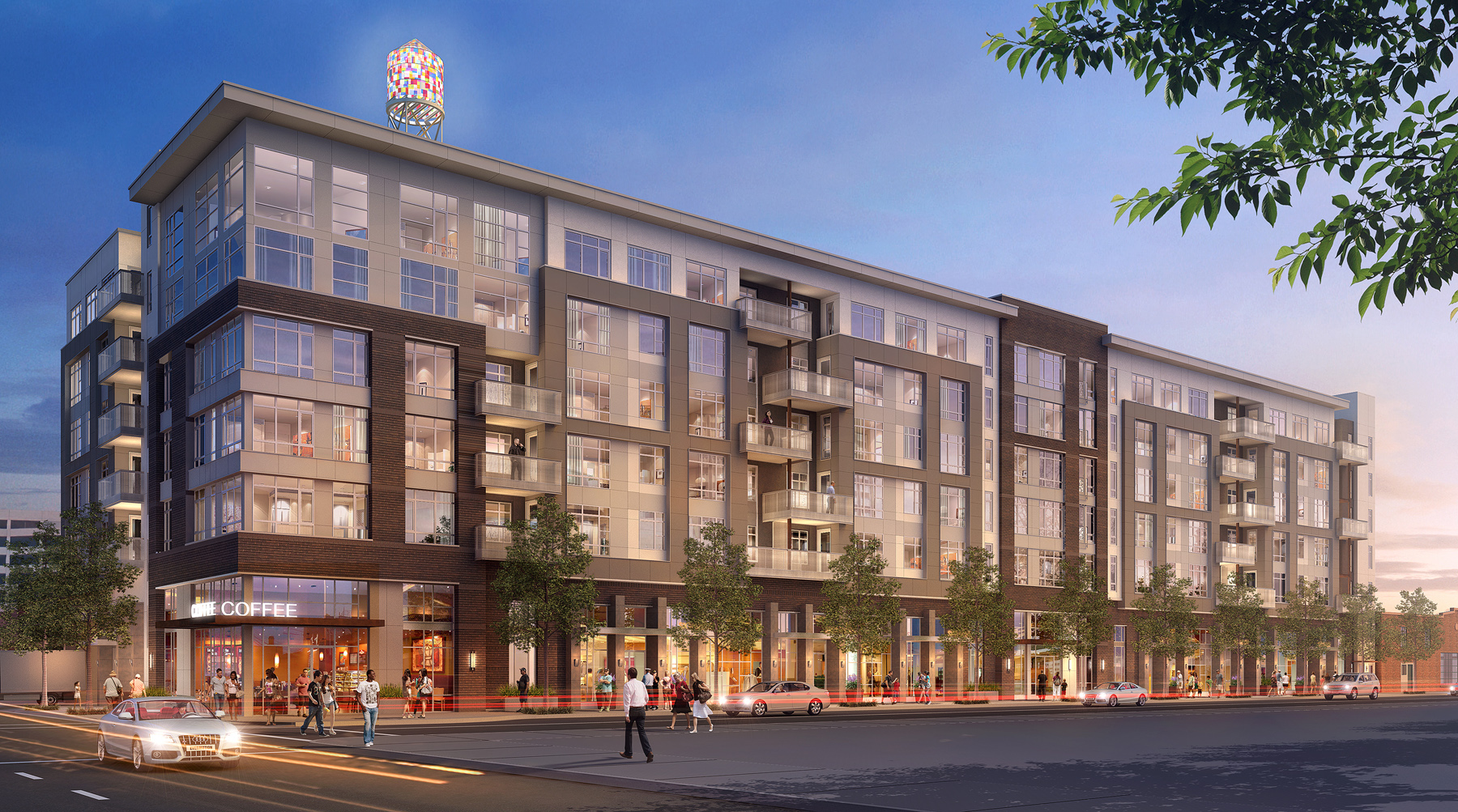 bdmag new u s home builder news ktgy design transforms city parking lot into 135 million mixed use destination in lake merritt