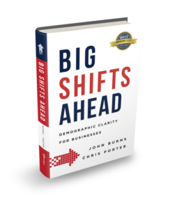 Big Shifts Ahead book cover