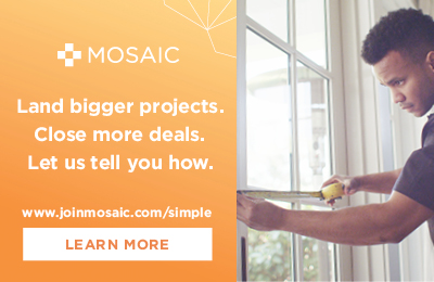 Join Mosaic - Builder and Developer Magazine