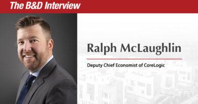 The B&D Interview: Ralph McLaughlin, Deputy Chief Economist of CoreLogic