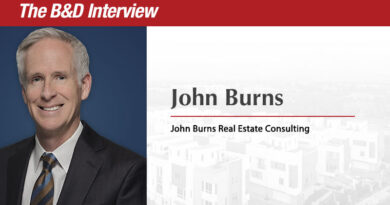 The B&D Interview: John Burns, CEO, John Burns Real Estate Consulting