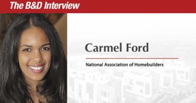 The B&D Interview: Carmel Ford, Economist, National Association of Home Builders